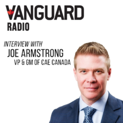 Part 1: The evolution of pilot training. An interview with Joe Armstrong, CAE Canada