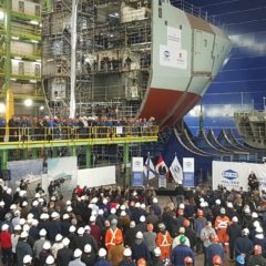 "Removing the ""boom and bust"" periods of shipbuilding"