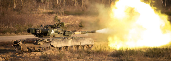 CAF to continue military training mission in Ukraine until early 2022