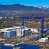 Dashboard: Shipbuilding on Canada's West Coast