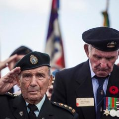Canadian officer who saved many lives during the Dieppe Raid dies at 101