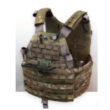 Wiring the Tactical Vest:  Reimagining the role of connectivity in communications, sensing, and protection of ground forces