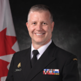 Vice-Admiral McDonald becomes the 36th Commander of the Royal Canadian Navy