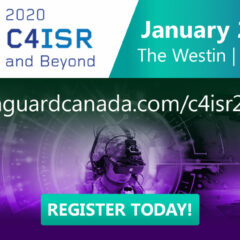 Data, Digitization and Surveillance. C4ISR and Beyond 2020 Releases Agenda