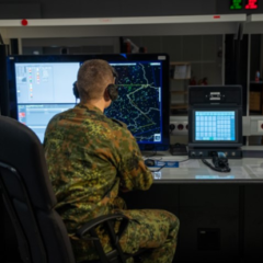 Securing Canada's command and control communications