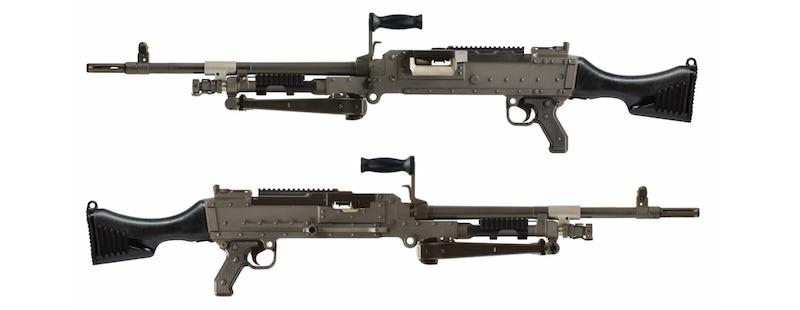 Colt C6A1 FLEX General Purpose Machine Guns