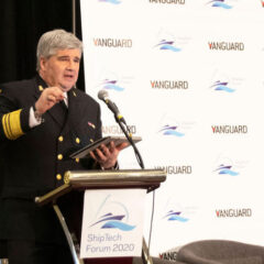 Interview with Mario Pelletier, Commissioner of the Canadian Coast Guard