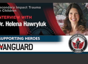 A program to help children affected by secondary impact trauma