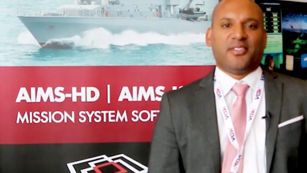 Video: Carl Daniels talks about CarteNav's C4ISR offerings
