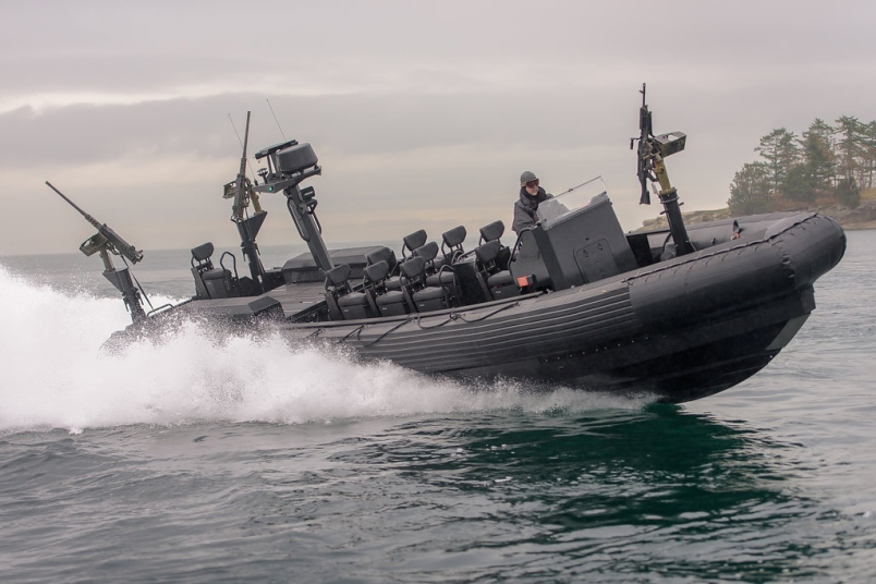 Canada awards contract for 30 new multi-role boats for the RCN