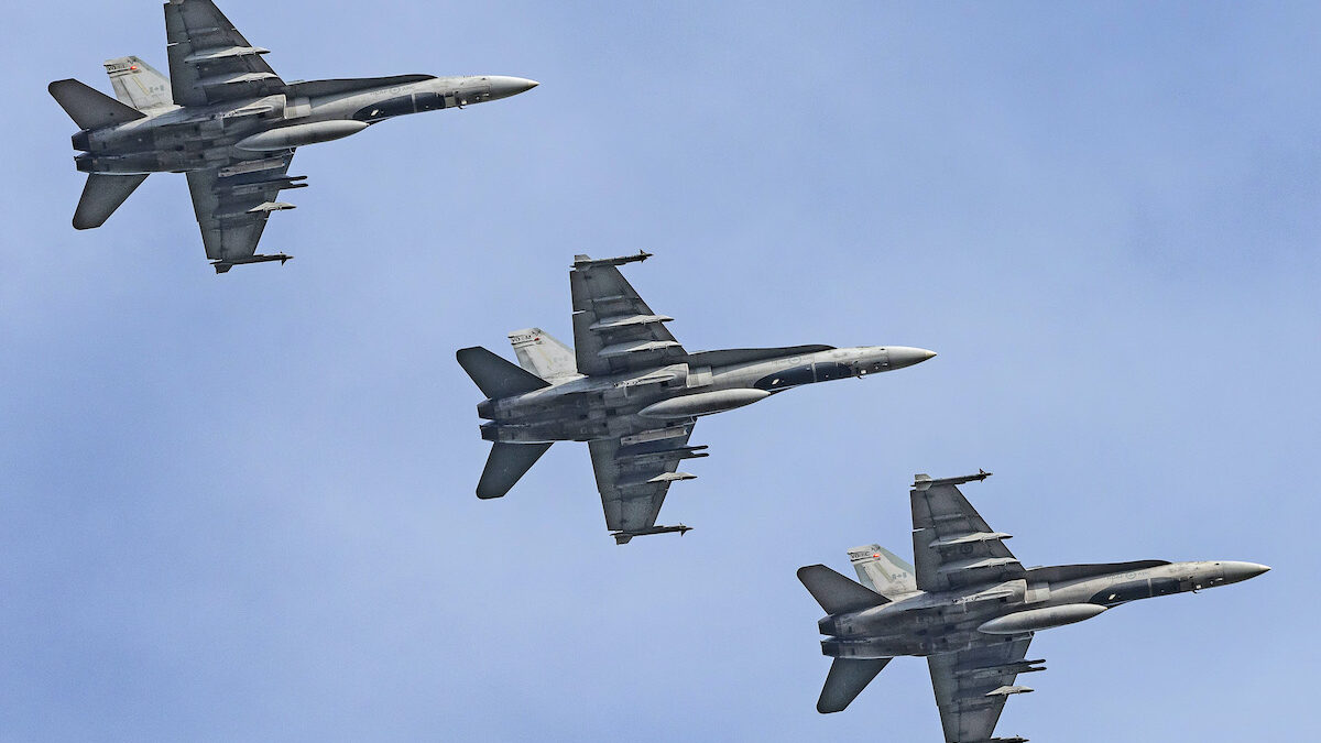 Contract awarded for the design of future fighter infrastructure at Cold Lake