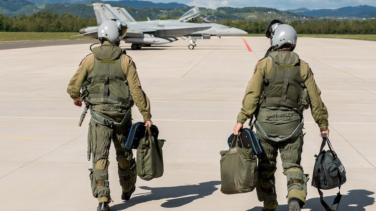 Canada set to begin NATO enhanced Air Policing mission