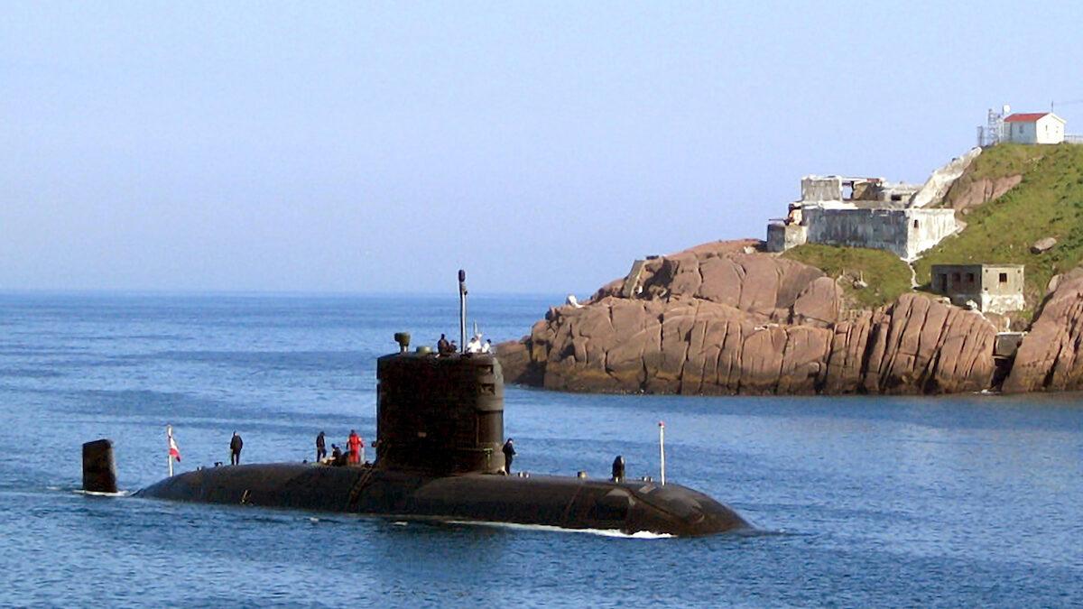 Canada's Submarine Sustainment Program