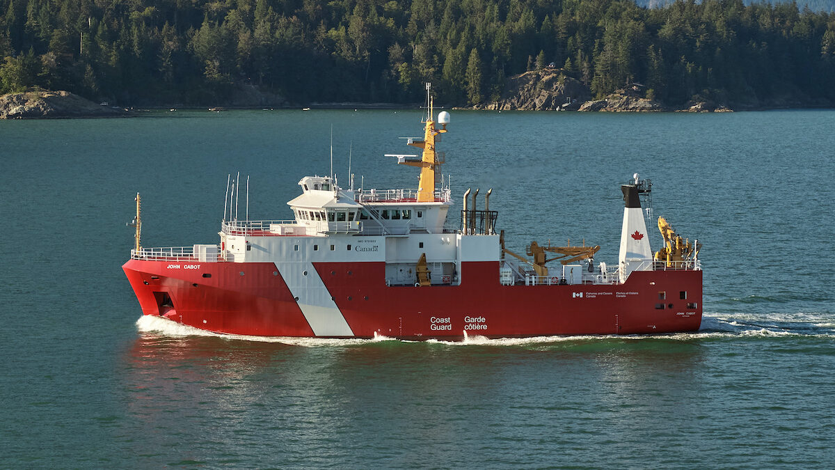 Seaspan Shipyards completes delivery of the first class of ships under NSS