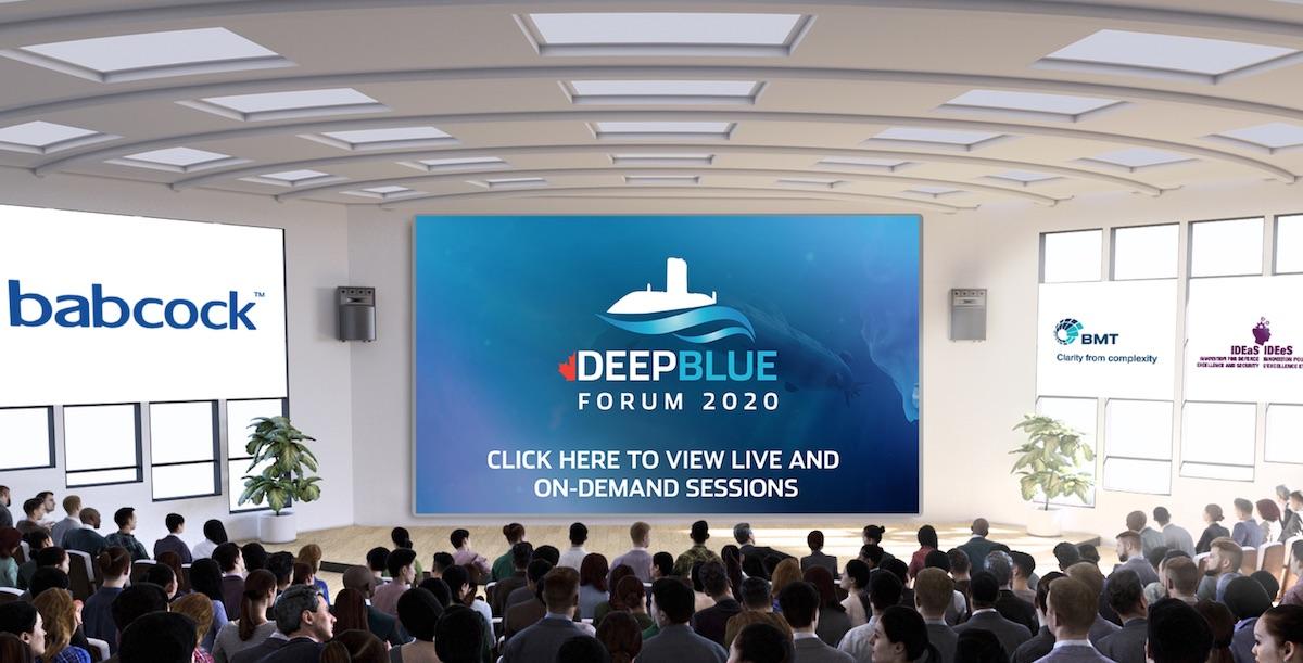 Recap of Day 1 – Deep Blue Forum 2020