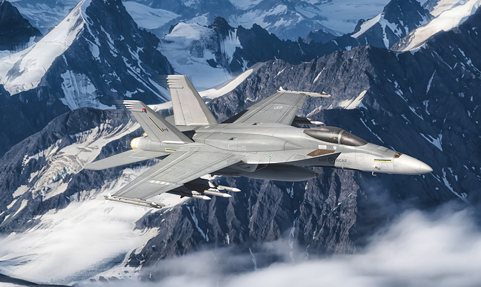 Boeing projected to deliver $61B to Canada if selected for Canada's next fighter