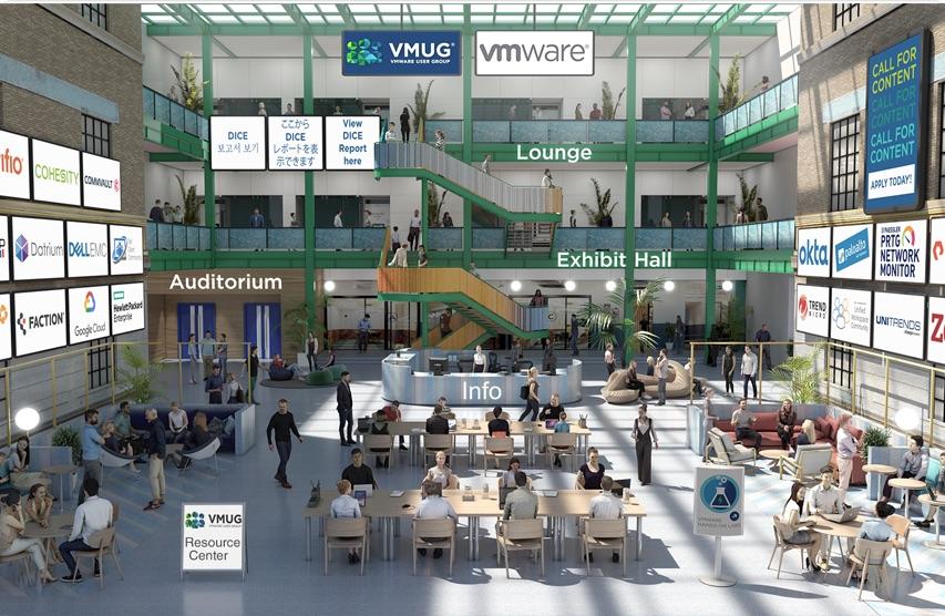 Meet the Virtual Platform for Deep Blue Forum 2020