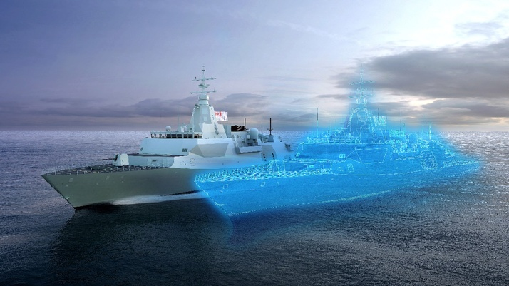 BAE Systems launches Visualization Suite for CSC in Ottawa