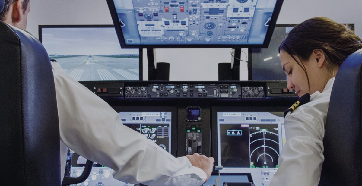 CAE Report: Global demand for 260,000 new pilots over the next 10 years