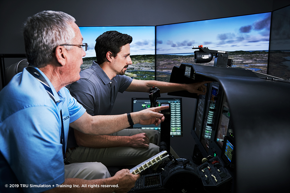 CAE expands its training market share with purchase of TRU Canada