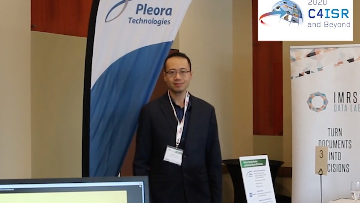 Video: Pleora's next-gen video switching technologies