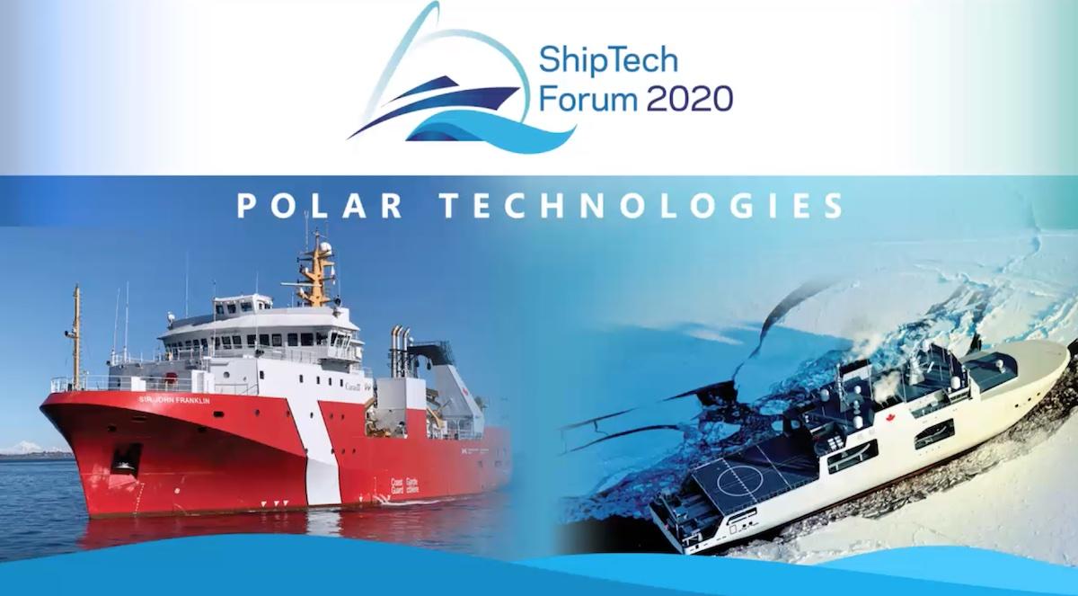 Video: Keynotes – ShipTech Forum 2020