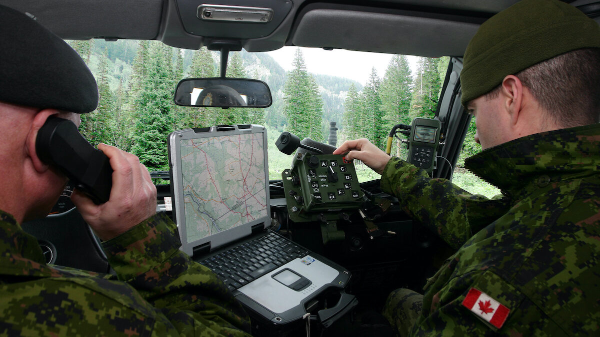Tactical Network as a Service