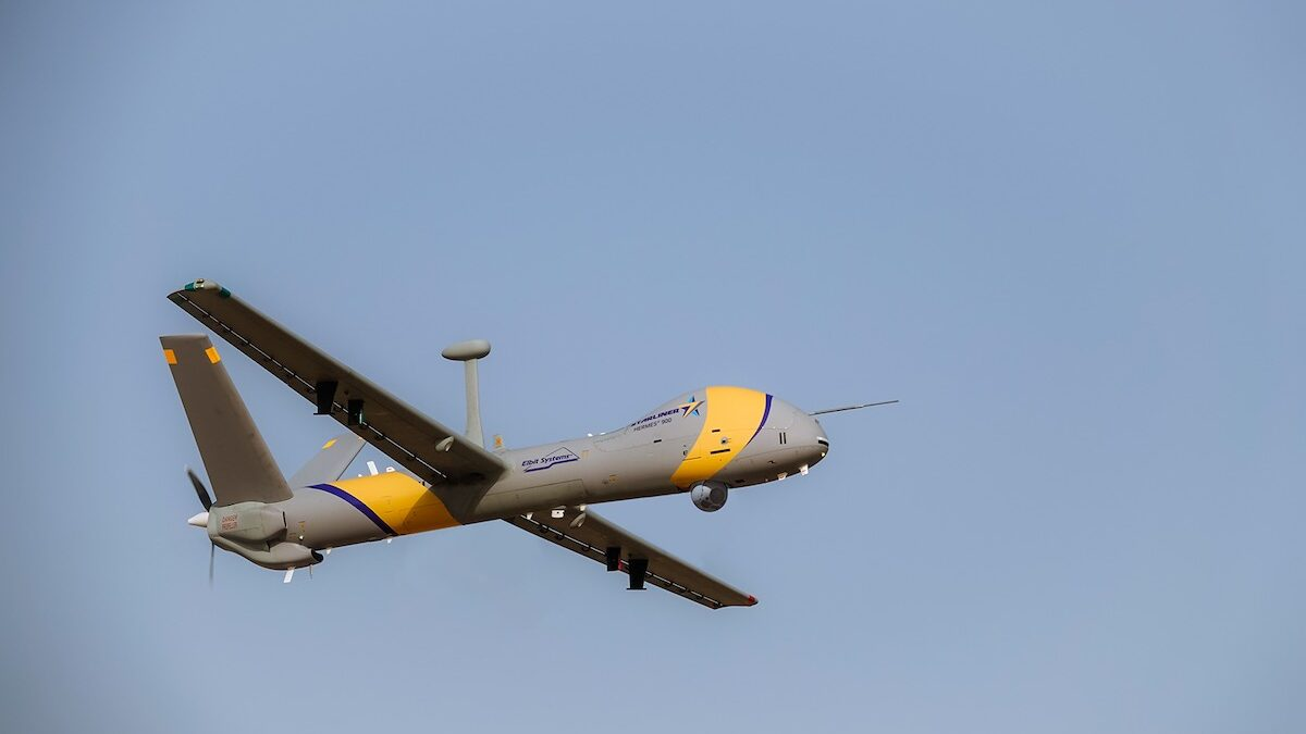 Transport Canada to acquire a remotely piloted aircraft system (RPAS) from Elbit Systems