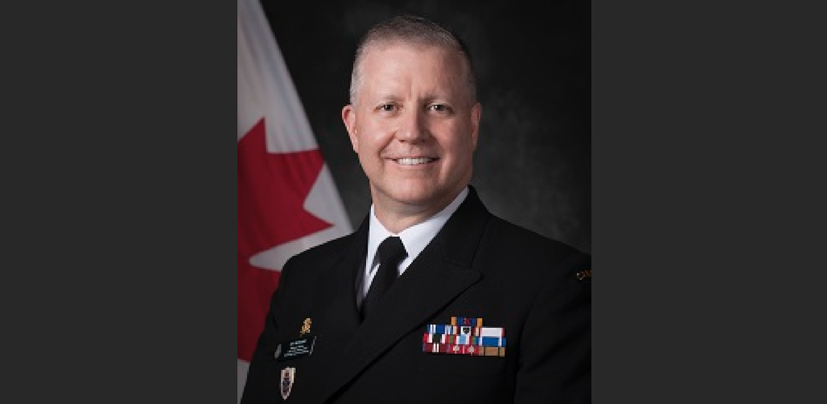 Adm Art McDonald appointed as new Chief of the Defence Staff of the CAF
