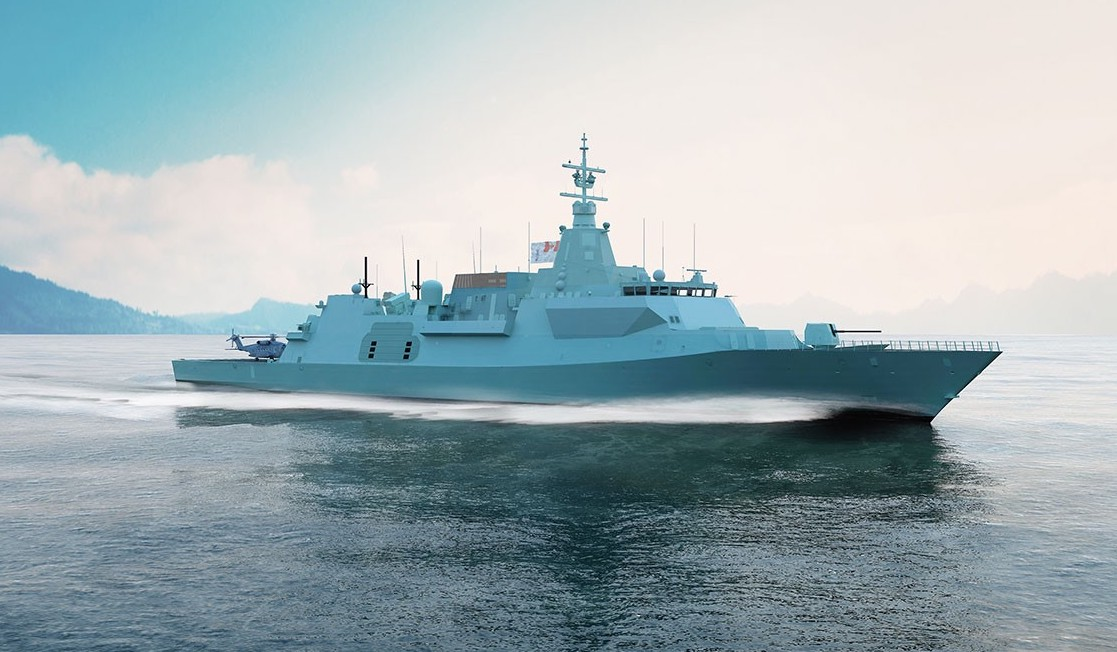 Ultra awarded contract to provide Towed Low Frequency Active Sonar for Canadian Surface Combatants
