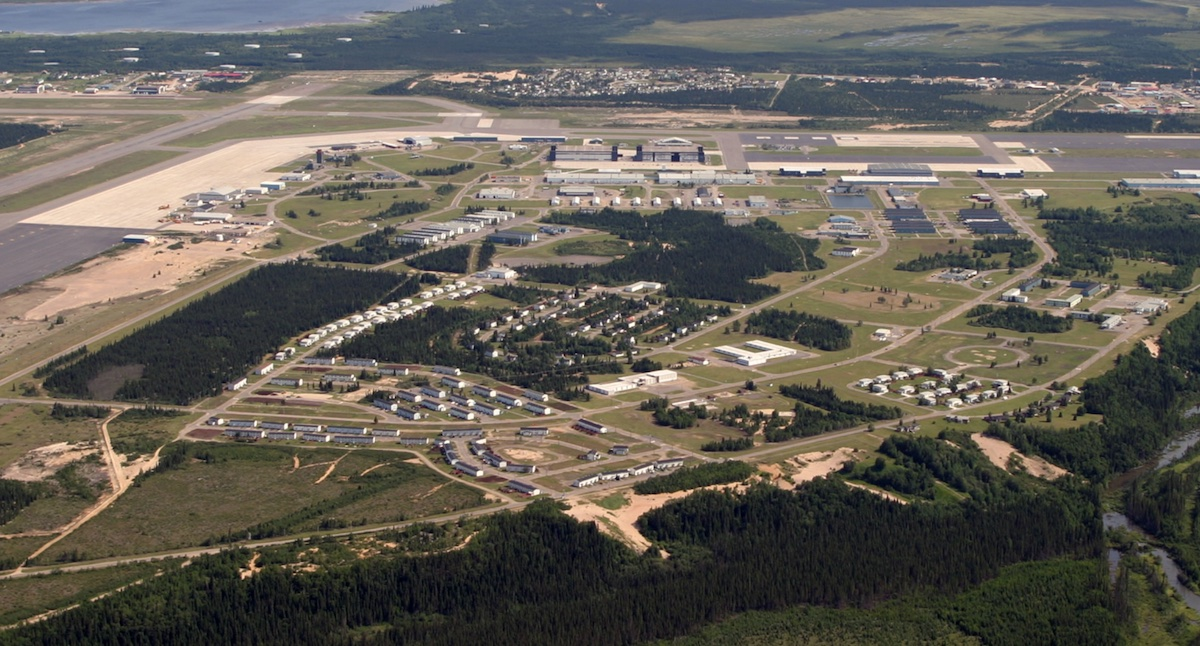 Serco awarded Wing support services and facilities maintenance contract for 5 Wing Goose Bay