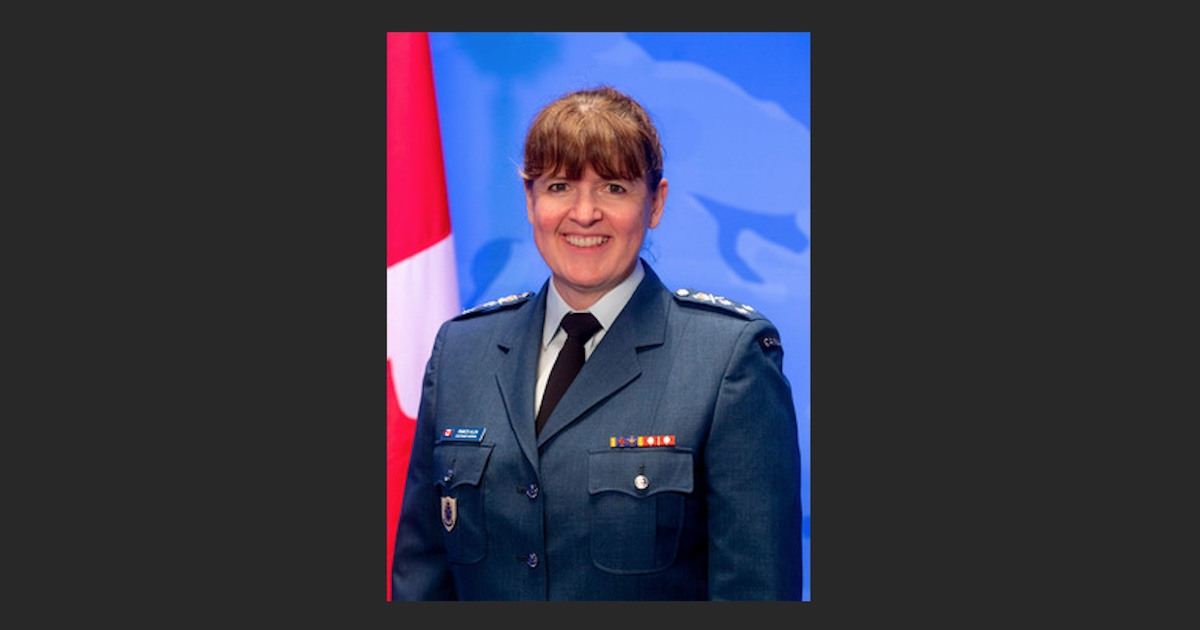 LGen Frances Allen appointed as the first woman Vice Chief of the Defence Staff for the CAF