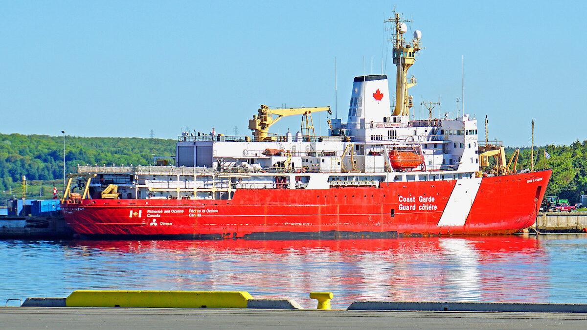Canadian Coast Guard to get Polar Icebreaker from Seaspan Shipyards