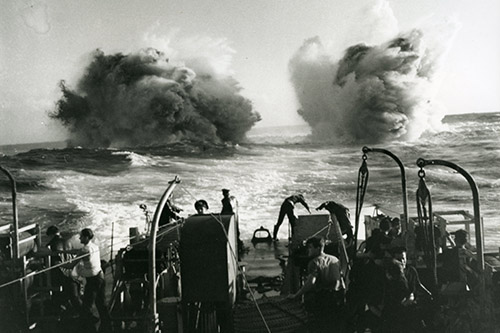 Marking 76 years of the End of Action in the Battle of the Atlantic