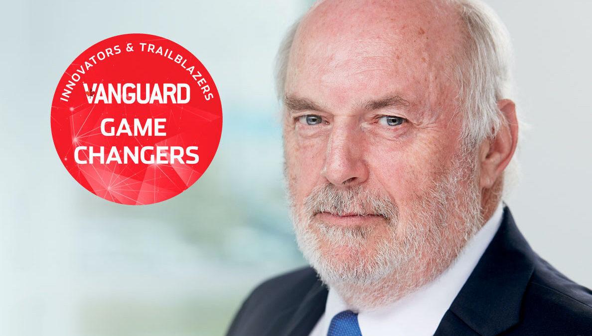 Game Changer: Louis Bibeau, President and CEO, Logistik