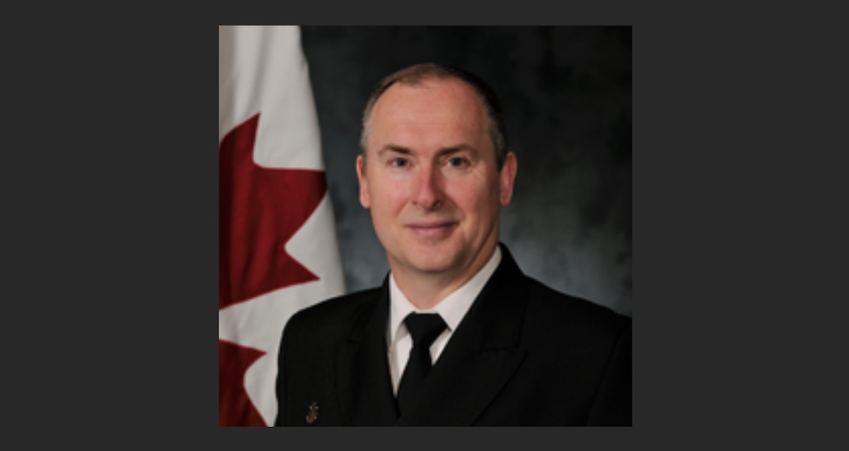 Commodore Patrick Montgomery Assumes Command of the Naval Reserve