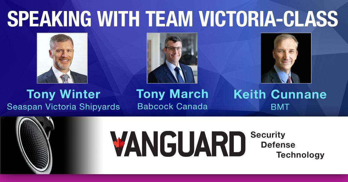 Team Victoria-Class: A leader in submarine sustainment