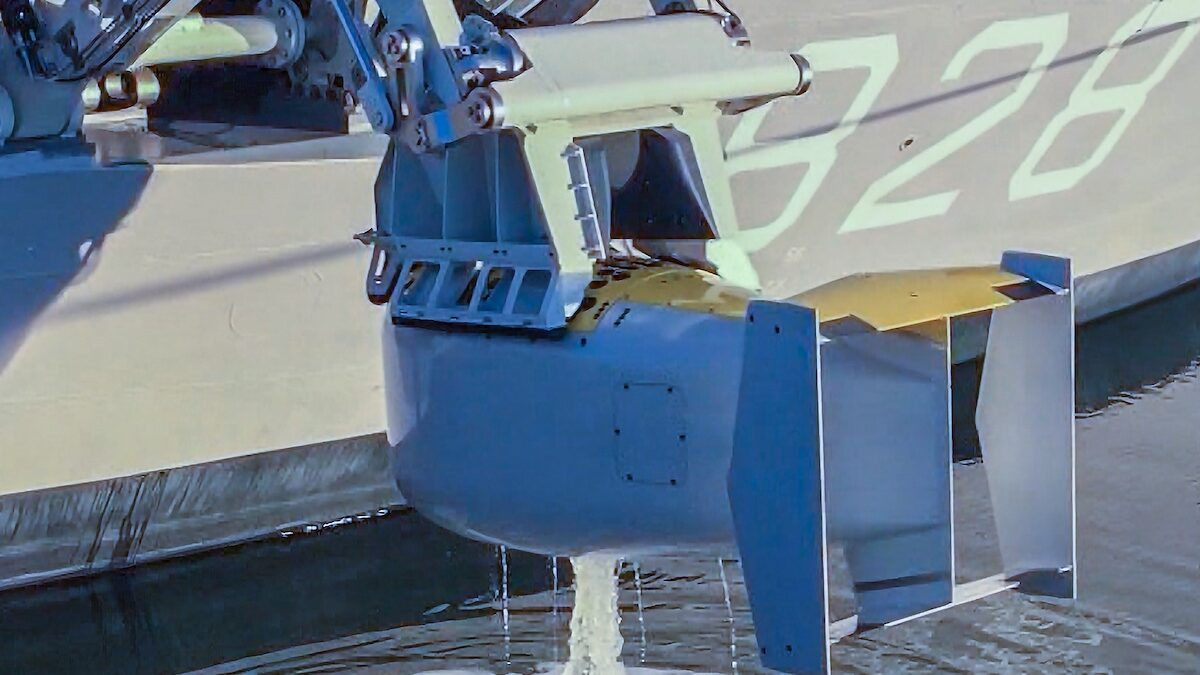 Ultra awarded six contracts for innovation of Anti-Submarine Warfare technologies through IDEaS