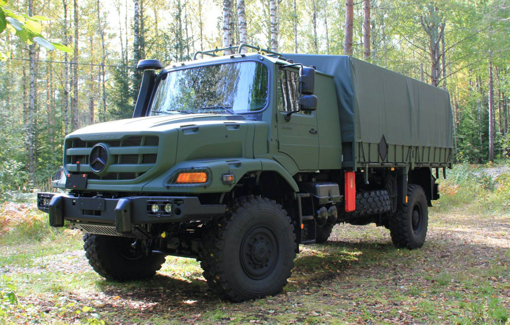 GDLS-Canada selects Manac to aid in their bid for Canada's Logistics Vehicle Modernization project