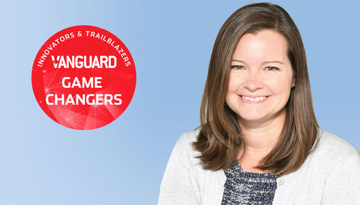 Game Changer: Christine Griffin, Head of Sales, Account Management and Client Services, Express Scripts Canada