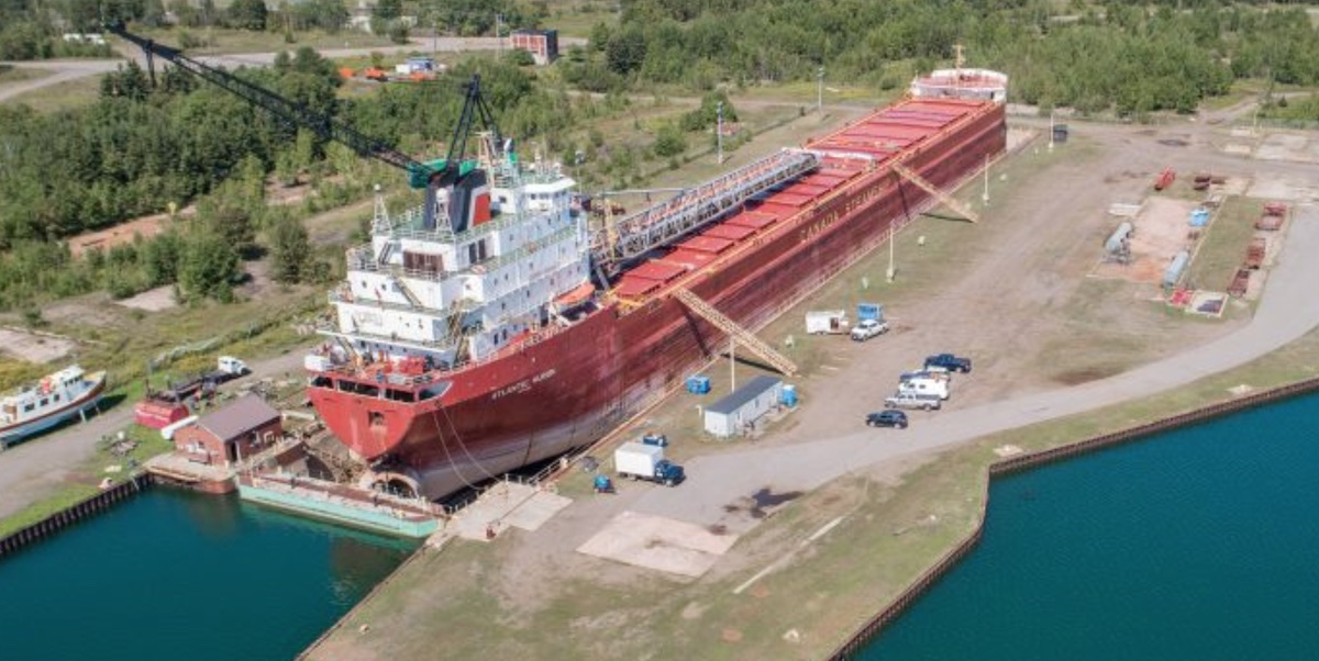 Heddle Shipyards acquires Fabmar Metals Inc. of Thunder Bay