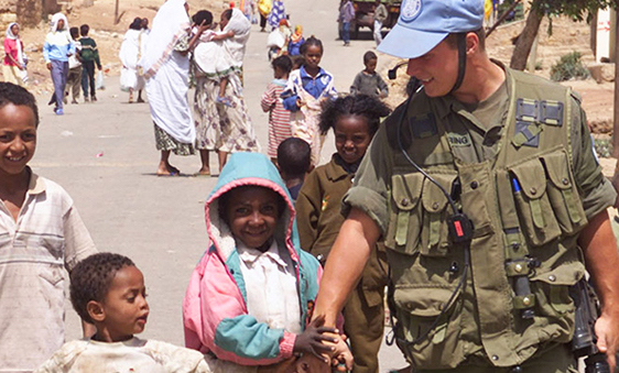 Canadian ministers issue statement marking National Peacekeepers' Day