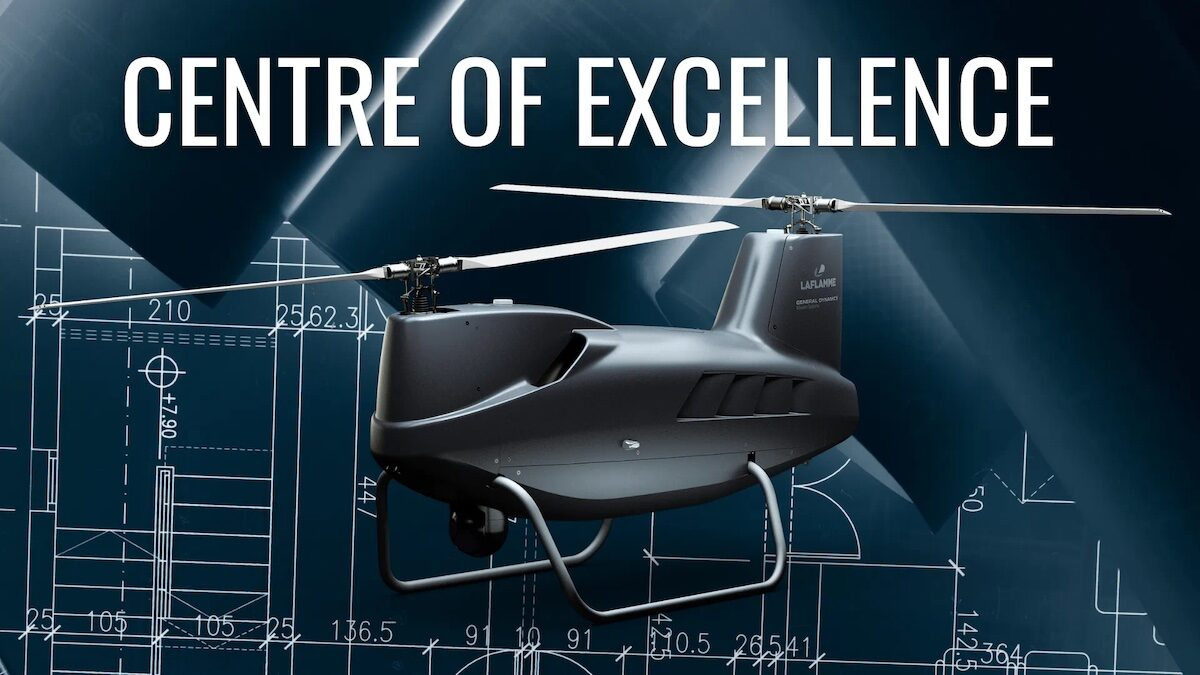 General Dynamics to Launch a Centre for RPAS Technologies in Québec
