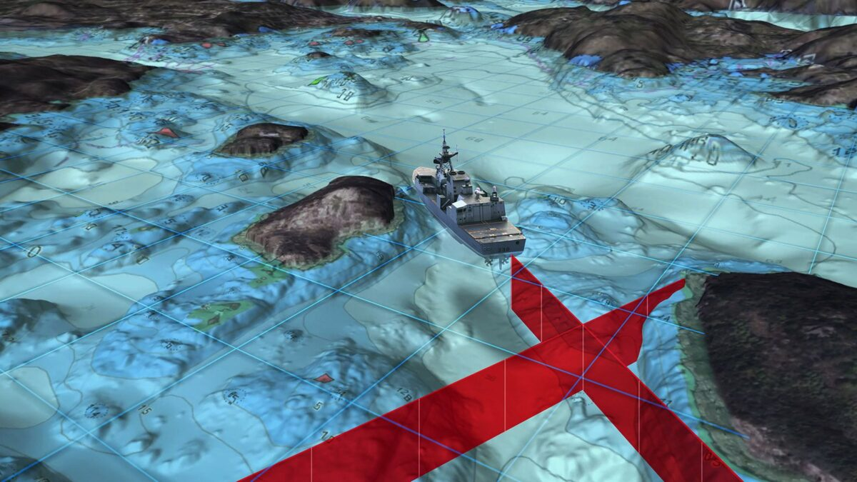 Canadian Technology Companies Create Holographic Sonar Display for Hunting Submarines